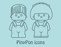 Pinypon icons