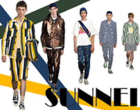 Fashion Showroom Sunnei Rome 2017