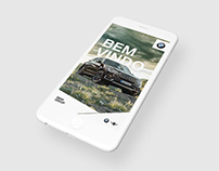 APP BMW - FUNCTION RECOGNITION