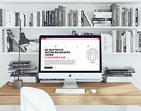 Our New Website Design!