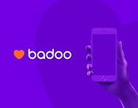 Badoo own profile screen redesign