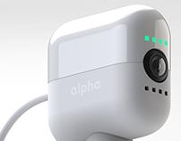 Alpha - Design & Brand