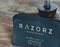 RAZORZ Barbershop