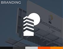 Rentopremise Brand Identity Design