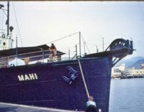 RV Mahi 1968 Oceanography Cruise University of Hawaii