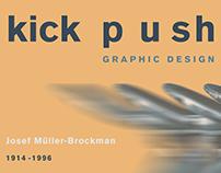 Josef Muller-Brockman Poster