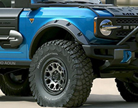 Ford Bronco Report 2021