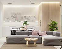 А+А apartment by SVOYA studio
