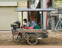 Cambodian Street Carts