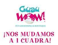 Banner Guau WOW