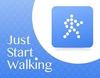 Just Start Walking – city guide for pedestrians