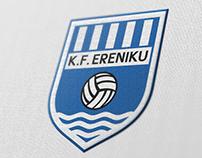K.F. Ereniku - Brand Identity