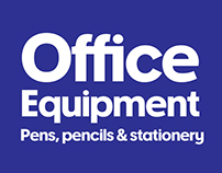 Officeworks Custom Typeface