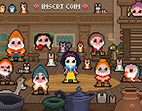 8-bit Snow White
