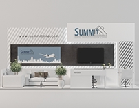 Summit Aerospace for the MRO Europe London
