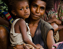 Papua New Guinea Portraits