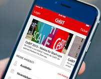 CeBIT App
