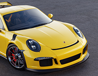 Porsche 911 GT3 RS - Version 2