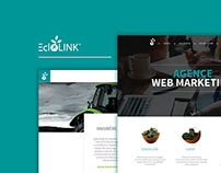 Redesign Agence Eclolink