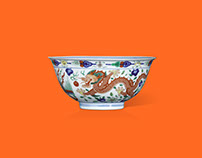 Chinese Ceramics & Works of Art's catalogue