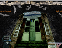 Bethany VFD Haunted School (Web Design)