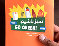 GO GREEN BOOKLET