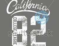 stock-vector-california-los-angeles-graphic-design