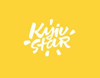 Cyrillic script for Kyivstar
