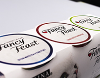 NEW Fancy Feast - Fast Moving Consumer Goods Packaging
