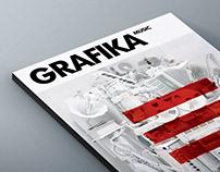 GRAFIKA — Création d'un nouveau magazine de design