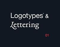 Logotypes & Lettering — 01