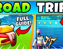 Fortnite Road Trip Guide - 2019