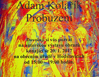 Czech Republic - born villige- exhibition in Hodslavice