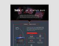 Infographic - X1 vs. The Status Quo