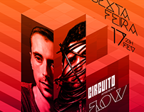 Circuito w/ FLOW @ Clash Club