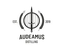 Audeamus Distilling | Logo Design