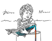 Altamar / Cover art