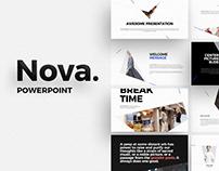 Free NOVA Presentation Template