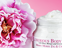 Banners Beauty Product