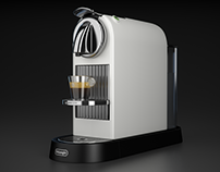 DeLonghi Citiz Nespresso Coffee Machine