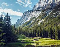 Banff Springs, Alberta