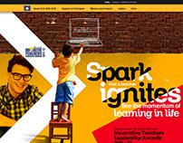 Innovative Teachers Leadership Award Website