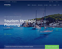ConsultingPress - Consulting Website Template