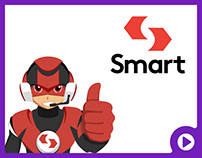 VIDEO - SMART - Makes your Delivery in 24 Hours
