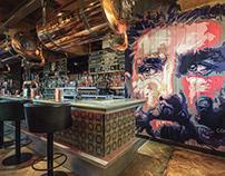 Vic's Prestwick Murals