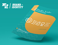 33 Nmiles  Seafood Buffet Brand Identity Design
