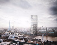 Sky high London 2018