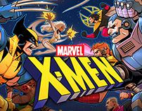Classic X-Men Cover Gallery