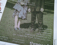 Newcity ad for threewalls