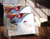 Art Exhibition Brochure Design